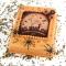 Confettis Orange et Noir (50 g) - Sucre images:#1