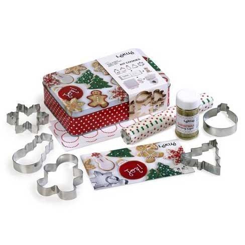 Kit Créatif Biscuits de Noël