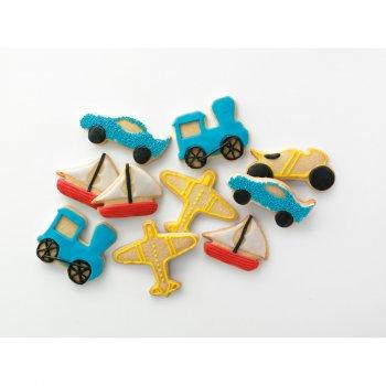Kit Créatif Biscuits Transports