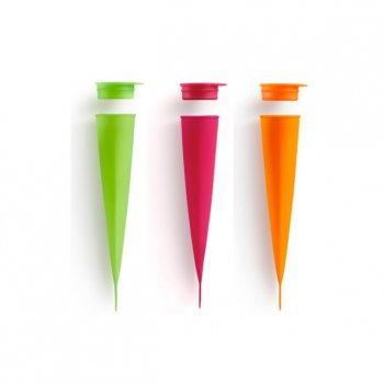 3 Moules à Glace Silicone (20 cm)