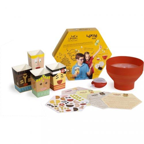 Kit Pâtissier Junior - Pop Corn du Monde