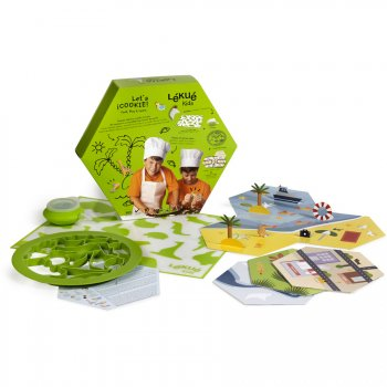 Kit Pâtissier Junior - Cookies Animaux
