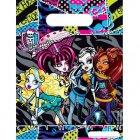 6 Pochettes à cadeaux Monster High Friends