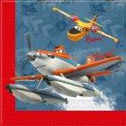 20 Serviettes Planes 2