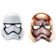 6 Masques Star Wars
