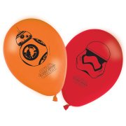 8 Ballons Star Wars - Le R�veil de la Force