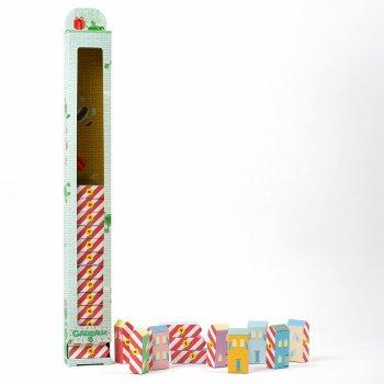 Calendrier de l Avent Ludique Petit Pois (63 cm)