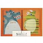 Kit Invitations et remerciements Roarrrr !