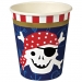 Contient : 1 x 12 Gobelets Pirate Smile. n�5