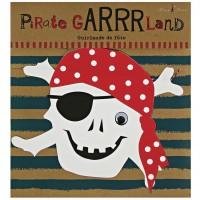 Contient : 1 x Guirlande Pirate Smile