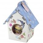4 Boîtes à Cupcakes Romantique