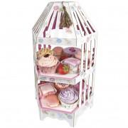 Présentoir à Cupcakes Romantique