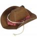 Contient : 1 x 8 Chapeaux Cowboy Party. n�6