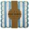 12 Assiettes Kermess Bleu images:#0
