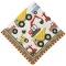 20 Petites Serviettes Chantier et Cie images:#0