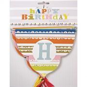 Guirlande Happy Birthday Funny