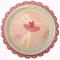 12 Assiettes Sweet Ballerine images:#0