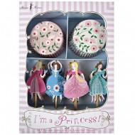 Kit Cupcakes Princesse