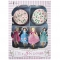 Kit Cupcakes Princesse images:#0