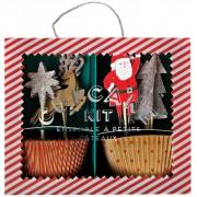 Kit Cupcakes Noël