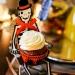 8 Présentoirs à Cupcakes Rocking chair Squelette. n°3
