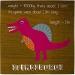 Contient : 1 x 20 Petites Serviettes Dino Friend. n°4
