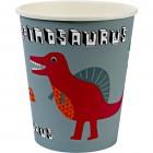 12 Gobelets Dino Friend