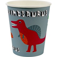 Contient : 1 x 12 Gobelets Dino Friend