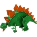 Centre de Table Dino Friend Maxi 3D. n�1