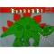 Centre de Table Dino Friend Maxi 3D images:#1