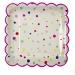 Contient : 1 x 8 Assiettes Confettis Party. n�2
