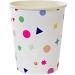 Contient : 1 x 8 Gobelets Confettis Party. n°3