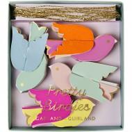 Kit Mini guirlande Jolis Oiseaux