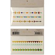 Tatouages Bracelets G�om�triques