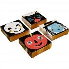 8 Boîtes Cadeaux Halloween Friends