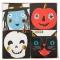 8 Boîtes Cadeaux Halloween Friends images:#1