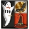 3 Emportes-pi�ce Halloween Maxi Fun images:#0