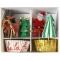 Kit 24 Caissettes et D�co Cupcakes No�l Fantaisie images:#0