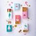 6 Mini Boîte Cadeaux Casse-Noisettes. n°2