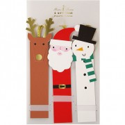 6 Etiquettes Cadeaux