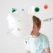 Kit Créatif Ballons Lapins à Décorer. n°2