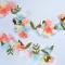 Guirlande Bouquet de Fleurs Romance images:#2