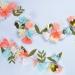 Guirlande Bouquet de Fleurs Romance. n�3