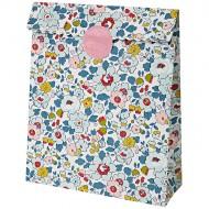 10 Pochettes Cadeaux Liberty Betsy