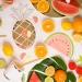 16 Serviettes Pastèque Fruity Party. n°2