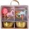 24 Caissettes et Déco à Cupcakes Licorne images:#0