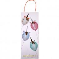 Kit Créatif 4 Ballons Licorne à Décorer
