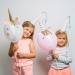 Kit Créatif 4 Ballons Licorne à Décorer. n°2