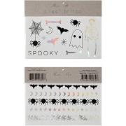 Tatouages Halloween Stars