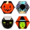 8 Assiettes Halloween Team images:#0